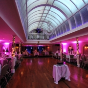 Mood Lighting - Headlam Hall 4