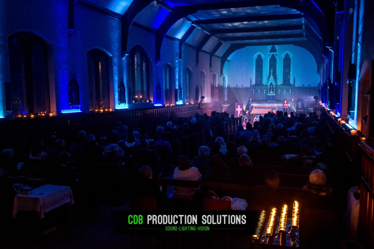 Mood Lighting, church lighting specialists company cathedral