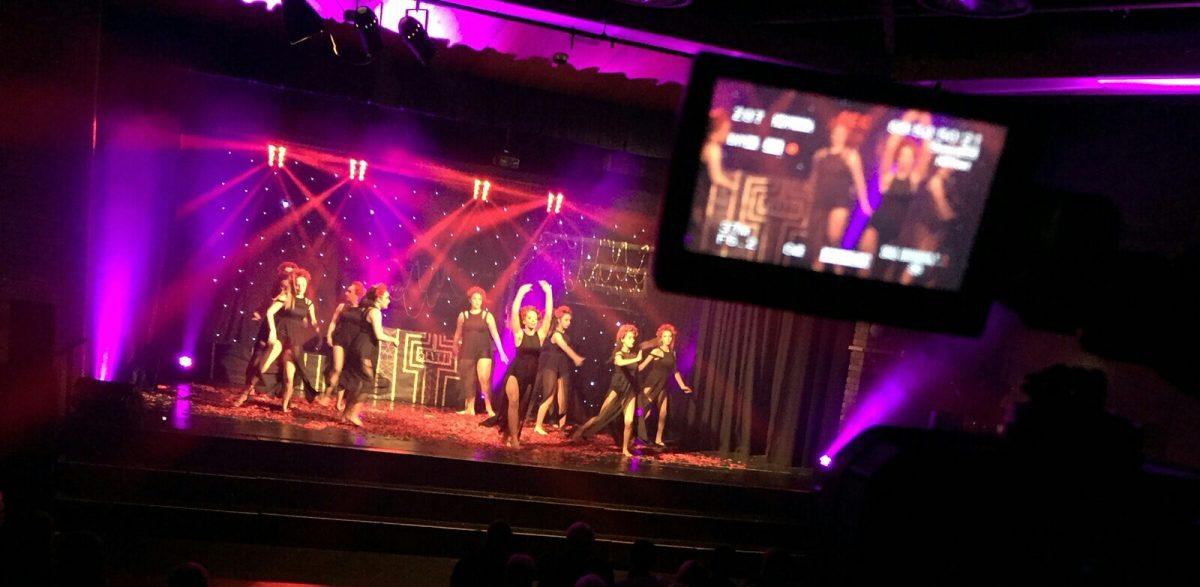 Dance Show Filming - CDB Production Solutions