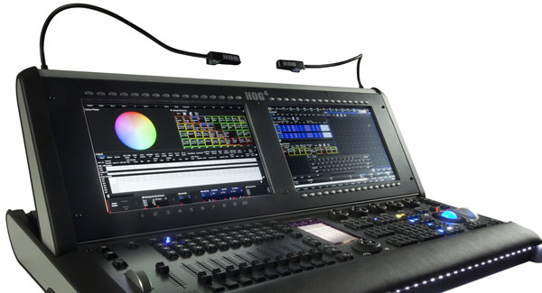 HighEnd Systems Hog 4 Lighting Desk