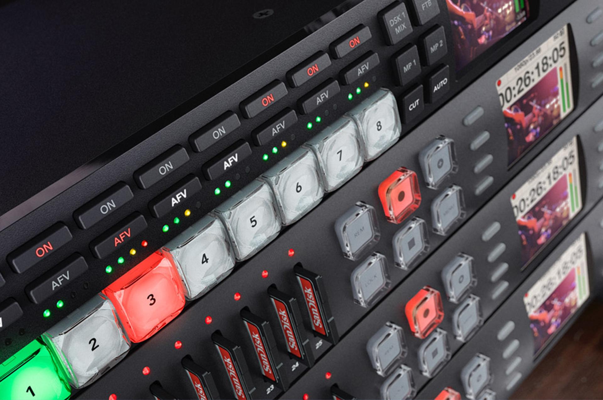 CDB Production Solutions - Sound, Lighting, Vision