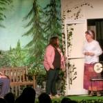Sedgefield Players entertaining angel's acting dramatics north east